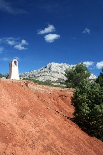 activité randonnée Ste Victoire découverte de la provence française