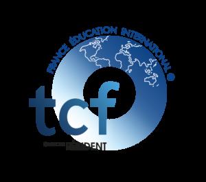 Logo TCF CRF de France Education International