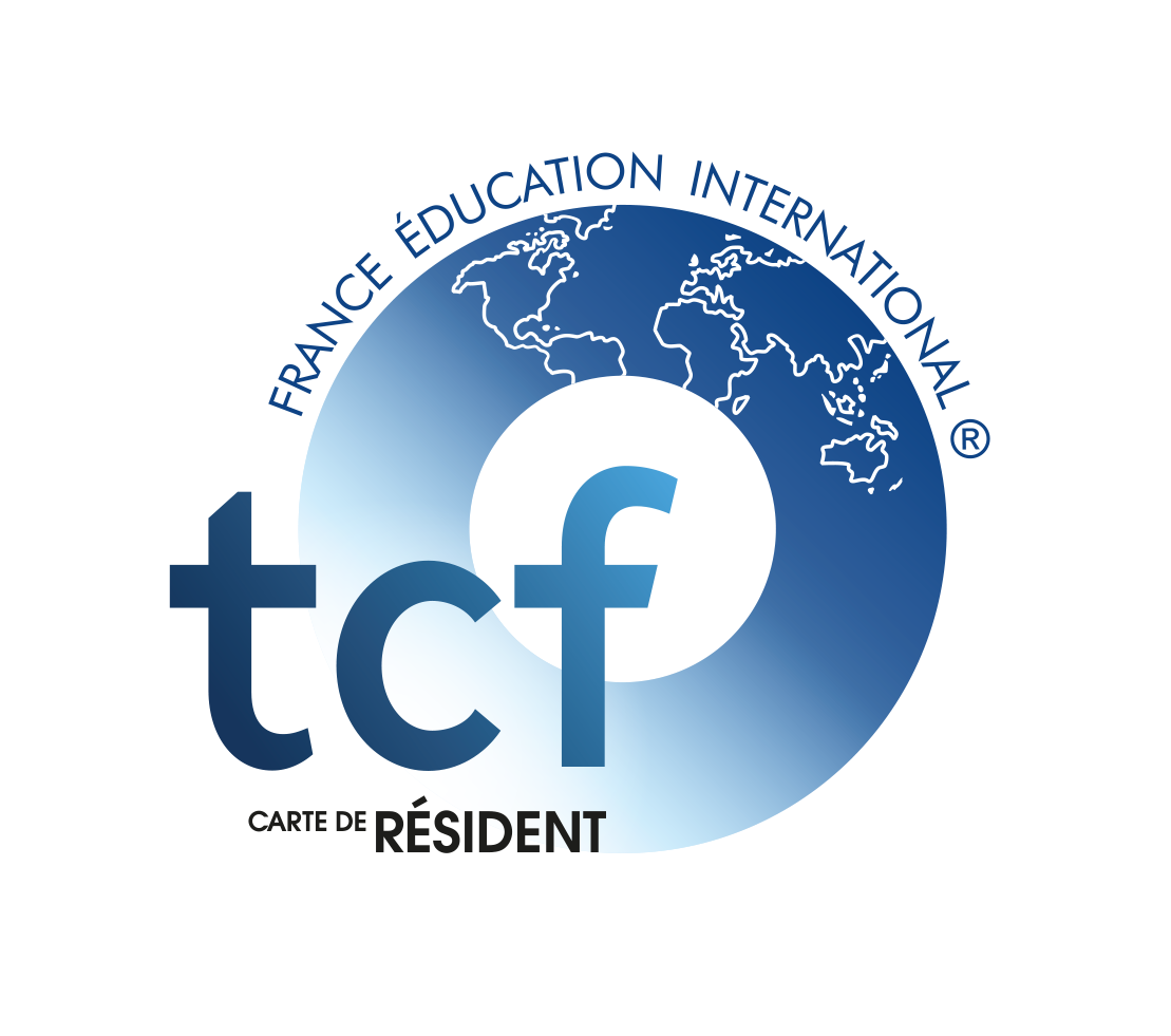 Logo TCF CRF de France Education International
