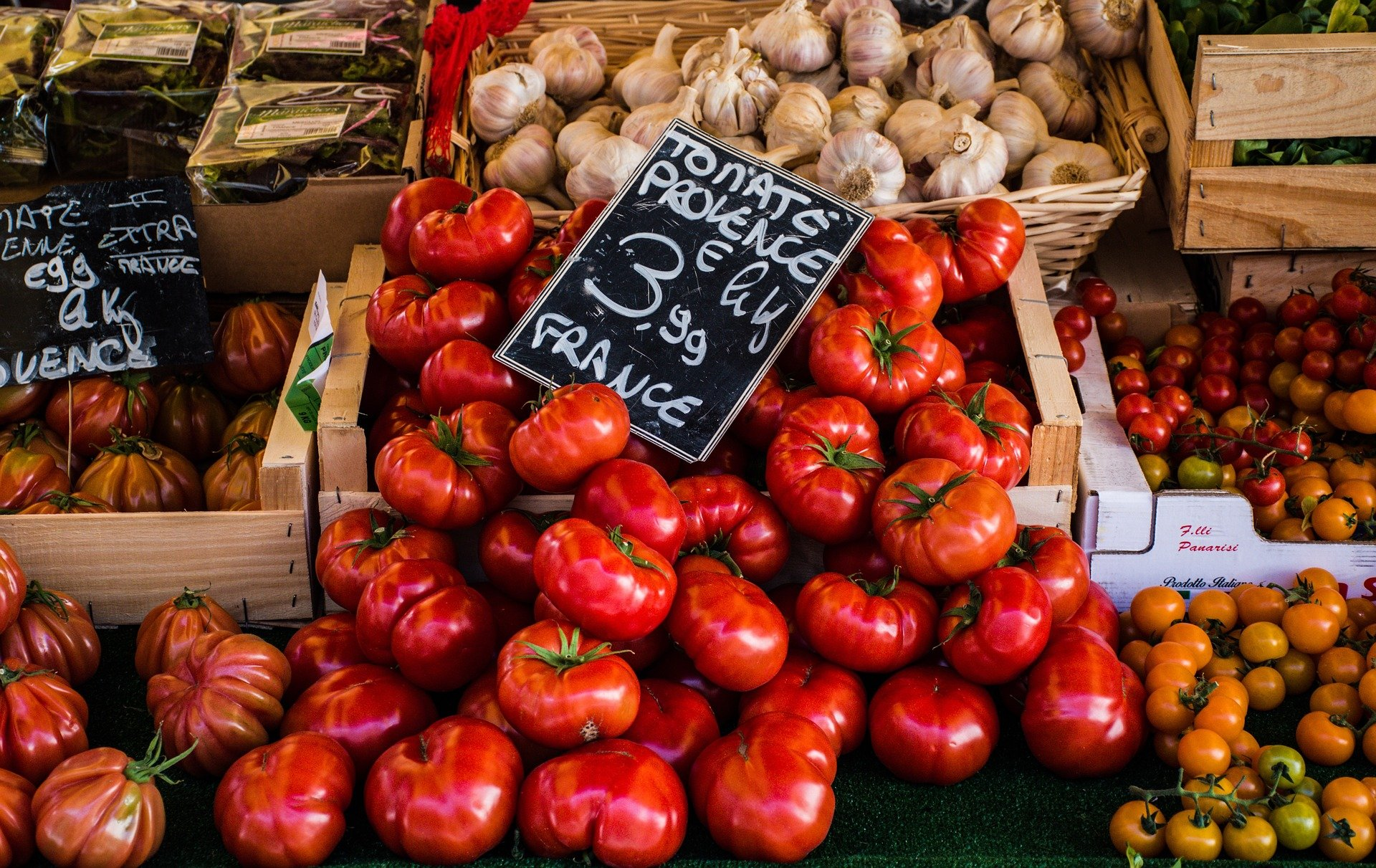 Tomatoes from Provence